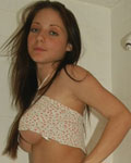 Cute Little Teen Harmony Shows Her Perfetc Firm Natural Big Boobs - Picture 10