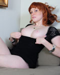 Lucy Removes Her Panties And Offer Her Tight Asshole - Picture 5