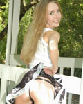 Upskirt Outdoors - Picture 6